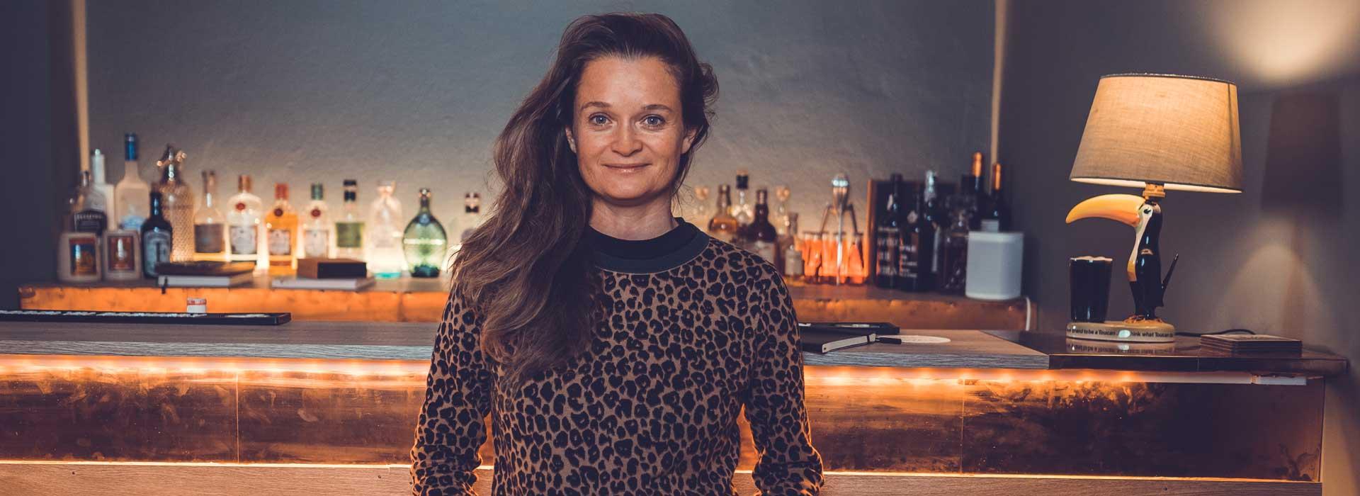 Natalie Spinell über Filme, Serien und Emotionen