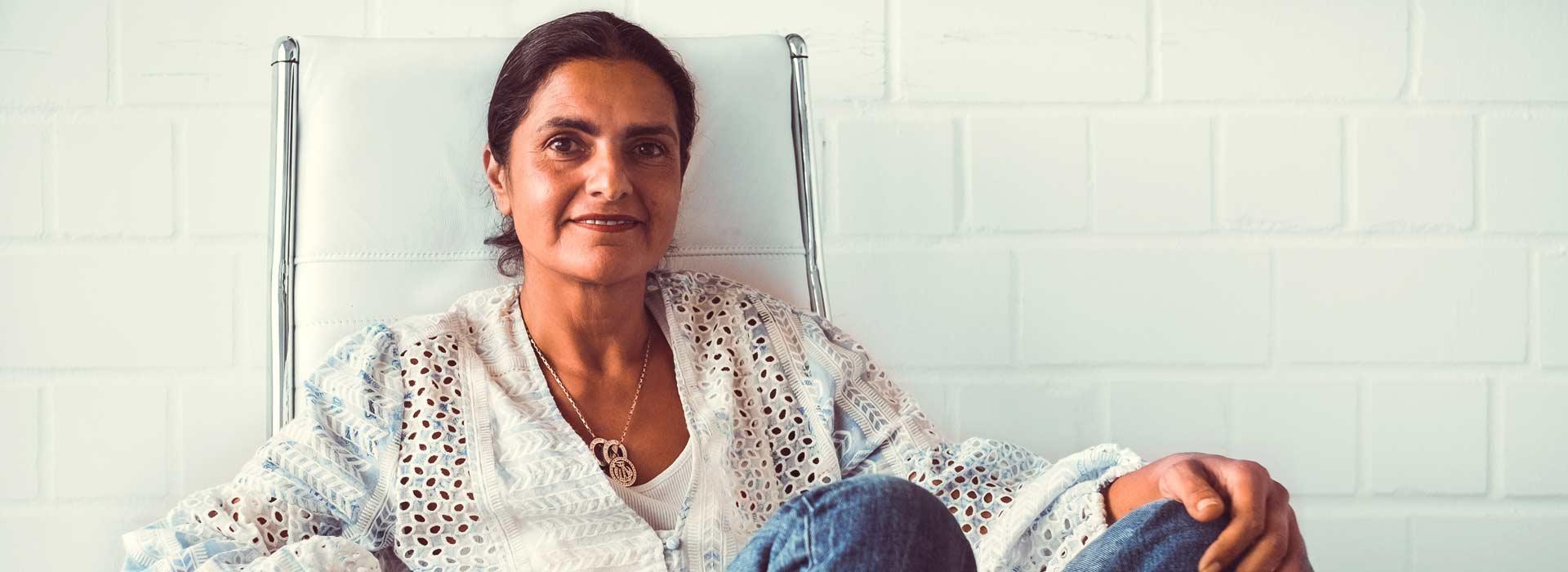 Leyla Piedayesh über Mode, Mut und Entrepreneurship